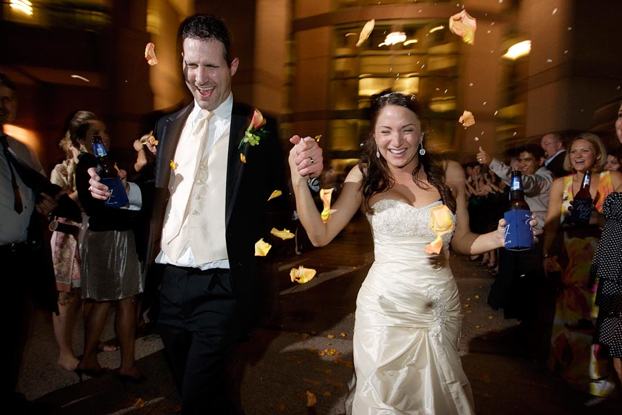Bob Bullock Texas History Museum Wedding