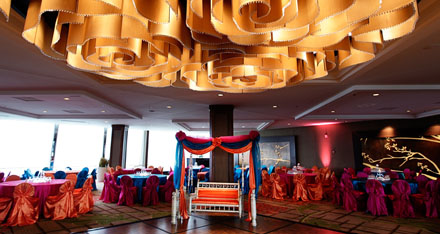 Sheraton Indian Wedding, Dallas, Texas