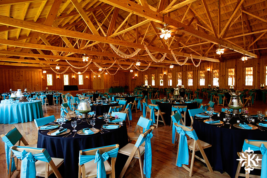 Texas Old Town Wedding - Indoor Facility