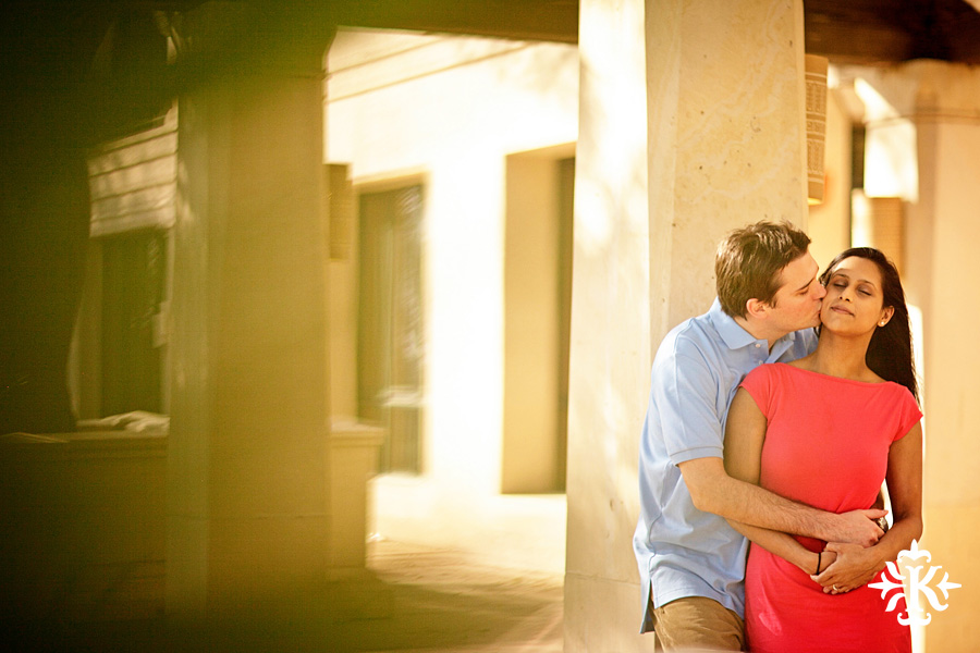 Austin wedding photographer - Four Seasons engagement photos
