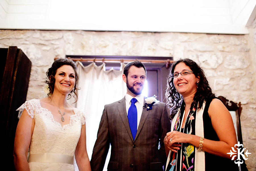 Jewish wedding at the hoffman haus, photographed by Austin wedding photographer Tony Ku
