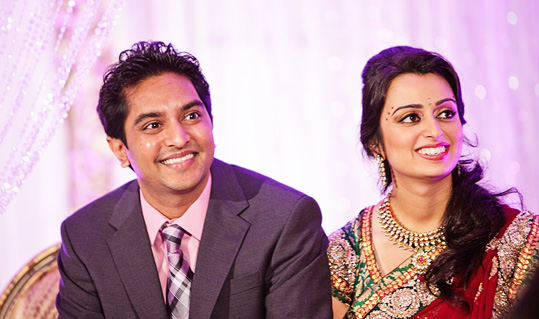 Munira and Prashant's Wedding Day