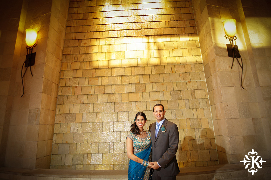 Austin wedding photographer Tony Ku photographs an Indian wedding reception in downtown Hilton Hotel, Austin, Texas. (6)