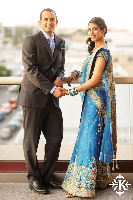 Austin wedding photographer Tony Ku photographs an Indian wedding reception in downtown Hilton Hotel, Austin, Texas. (7)