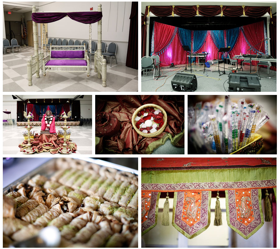 Garba Raas at the Lakeway Activity Center in an Indian wedding photographed by Austin wedding photographer Tony Ku (1)