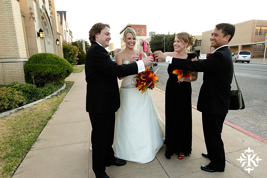 Tiffany and Justin's wedding photos at the Cactus hotel in San Angelo, Texas (28)