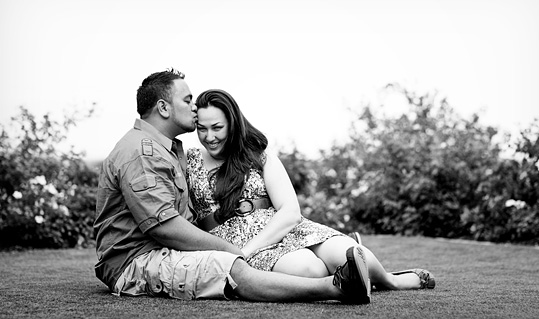 Horseshoe Bay Resort engagement photo taken by Austin wedding photographer, Tony Ku