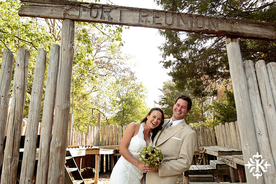 Reunion Ranch Wedding in Terrell, Texas (10)