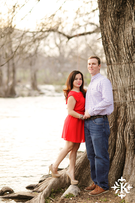 A Gruene, Texas, Engagement photo taken by Austin wedding photographer Tony Ku (4)