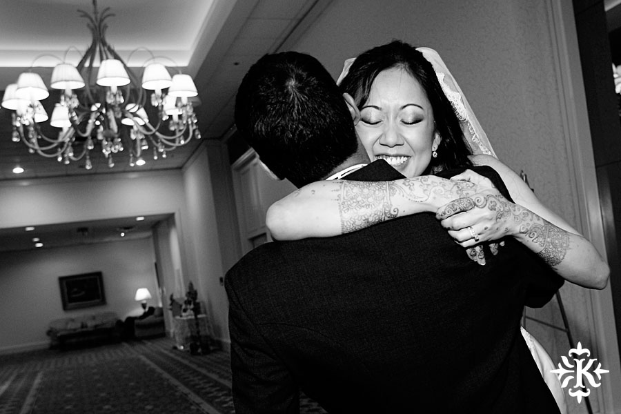 Indian wedding at the Omni Mandalay Hotel photographed by an Austin weddig photographer (2)