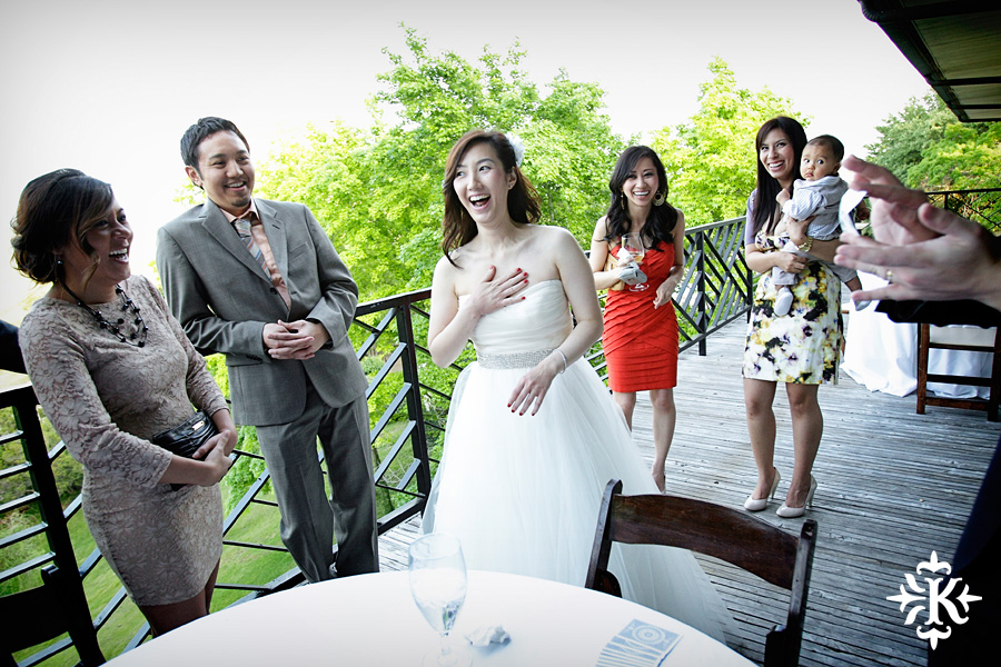 Austin wedding photographer, Barton Creek country club wedding reception photo (8)