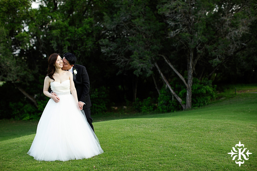 Austin wedding photographer, Barton Creek country club wedding reception photo (15)
