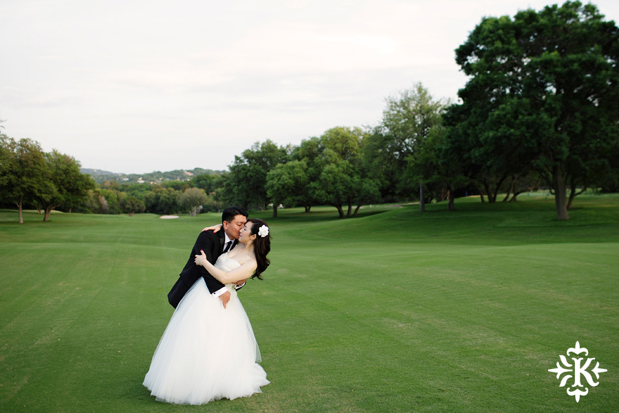 Austin wedding photographer, Barton Creek country club wedding reception photo (18)