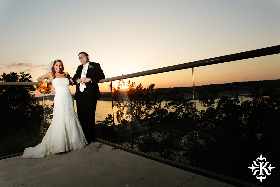 Jewish wedding photographed by Austin wedding photographer at the Lakeway Resort (33)